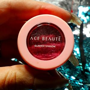 NWT Ace Beaute Glimmer Shadow in Huckleberry